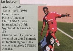 Buteur D1 Saison 2002/2003