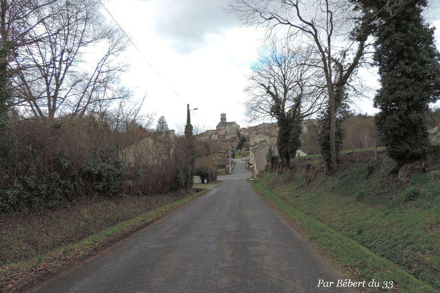 l'église Notre Dame de Bellac dept 87