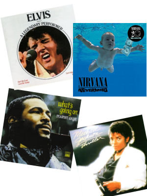 culture : 30 albums mythiques à faire écouter à nos enfants