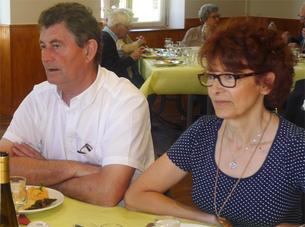 47 convives au banquet de la commune