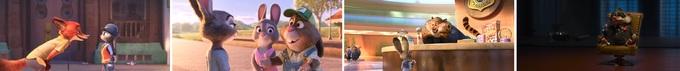 [Blu-ray 3D] Zootopie