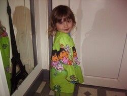 Un pyjama Dora