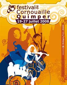 Fêtes de Cornouaille  2008  Folkore
