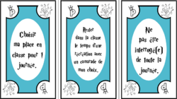 Cartes de tampons et privilèges