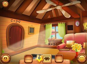 Jouer à Cartoon house escape