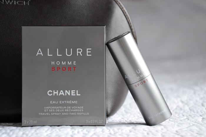 Allure Homme Sport Eau Extrême, le parfum parfait