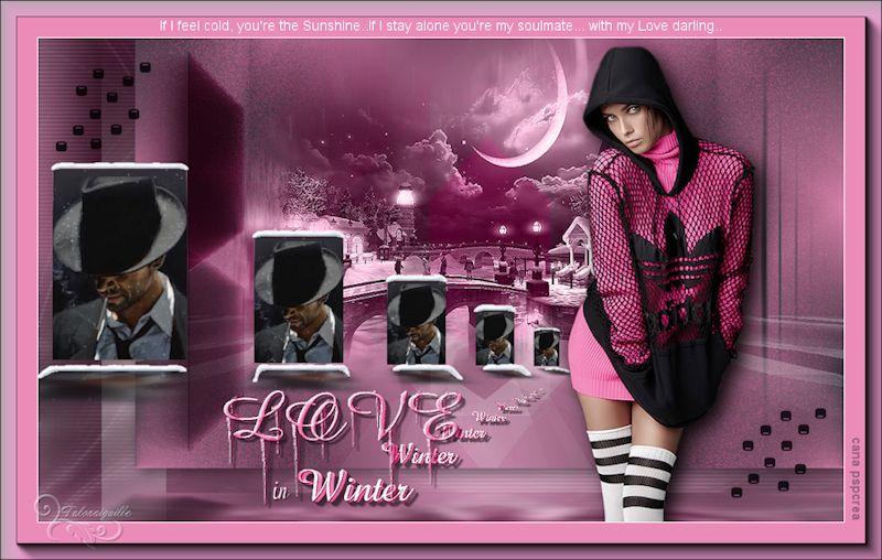 *** Love in winter ***