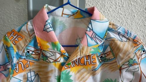 Une chemise vintage pour Flo