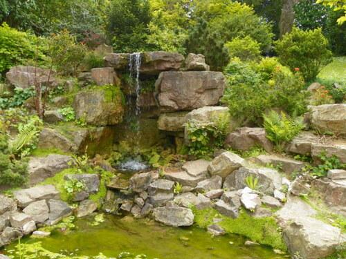 Le Jardin des Plantes à Caen ( 2 )