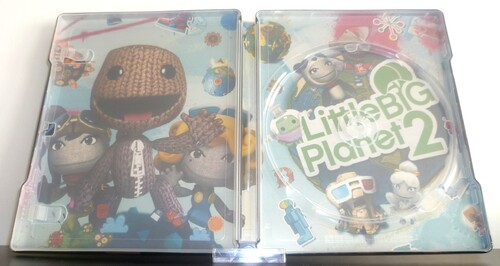 LITTLE BIG PLANET 2 (PS3)