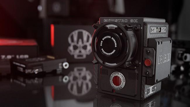 RED MONSTRO 8K VV Sensor