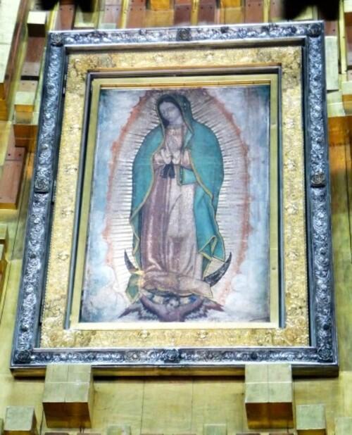 FP n° 23 : La prodigieuse Enigme de ND de Guadalupe