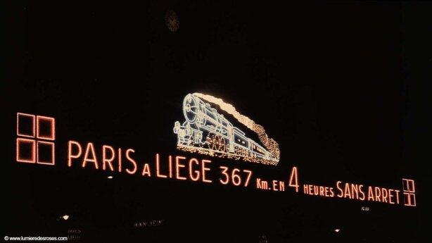 leon gimpel illumination noel paris magasin 05 Les autochromes parisiens de Léon Gimpel