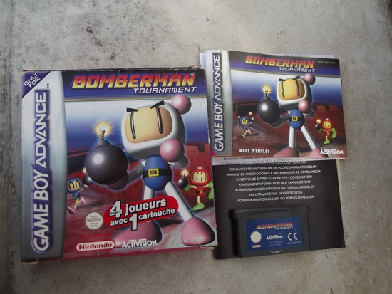 Bomberman Tournament j