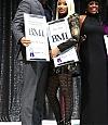 • PHOTOS: NICKI ASSISTE AU BMI AWARDS 2013