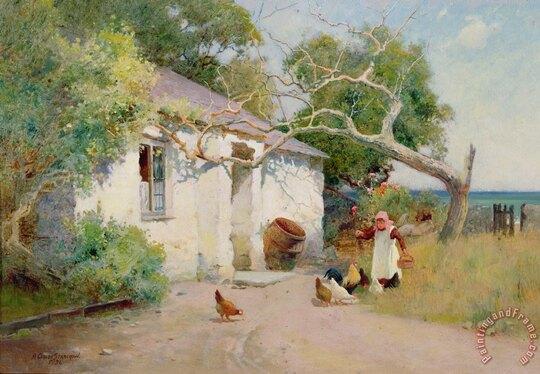Arthur Claude Strachan