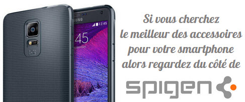 Capsule Case : Spigen refait aec brio le corps du Galaxy Note 4 !