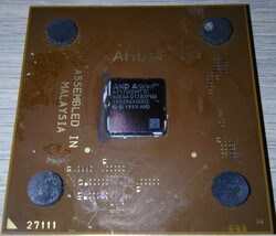 K7 - Athlon XP