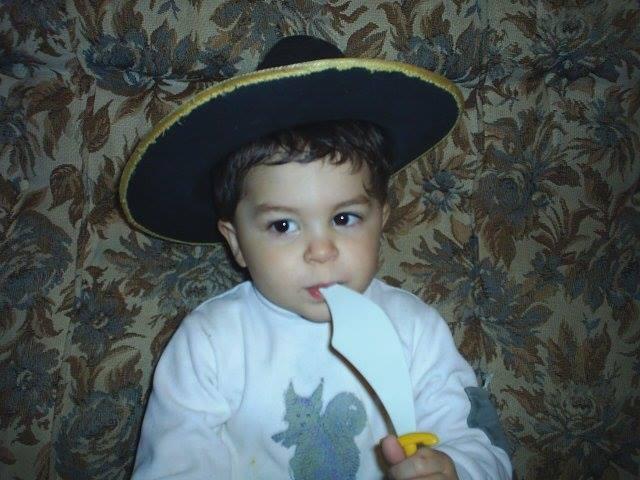 Mon petit pirate