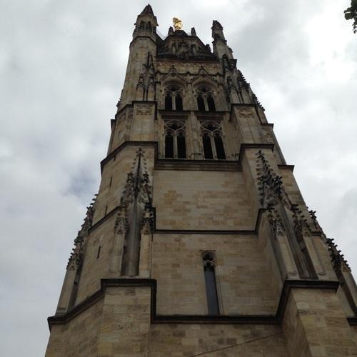 La tour Pey Berland - Bordeaux