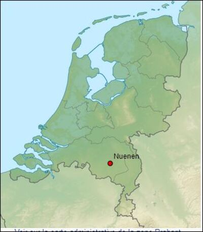 Van gogh /14/     Nuenen (7) - Dans le Brabant septentrional