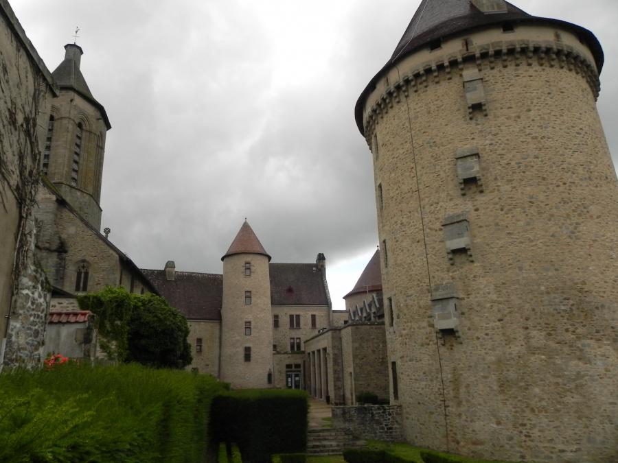 Notre passage à Bourganeuf