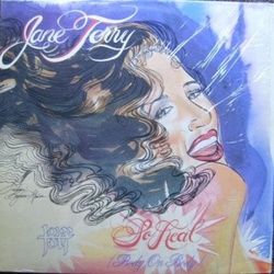 Jane Terry - So Real (Body On Body) - Complete LP