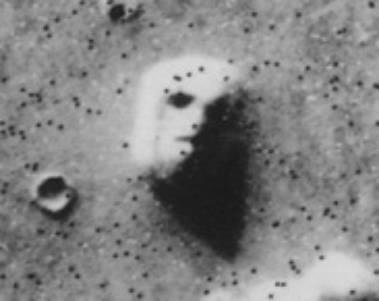 CYDONIA LE VISAGE DE MARS