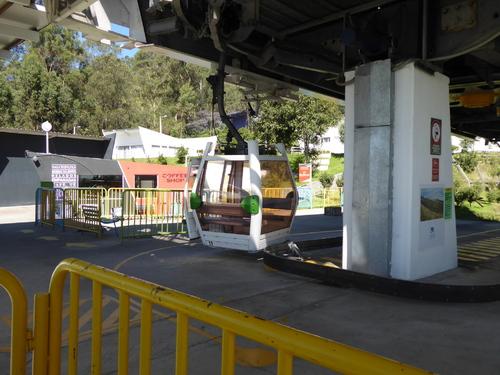 6 eme jour téléphérique et Quito
