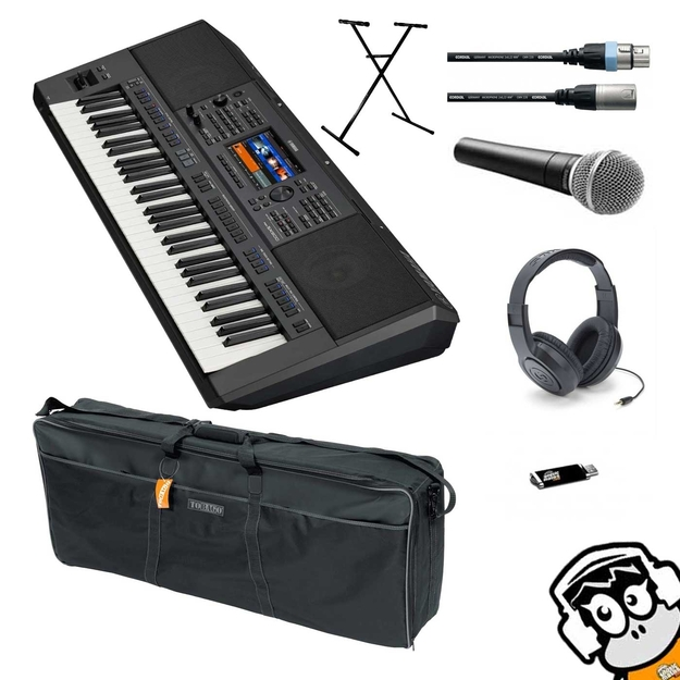 Pack Cadeau PSR SX900
