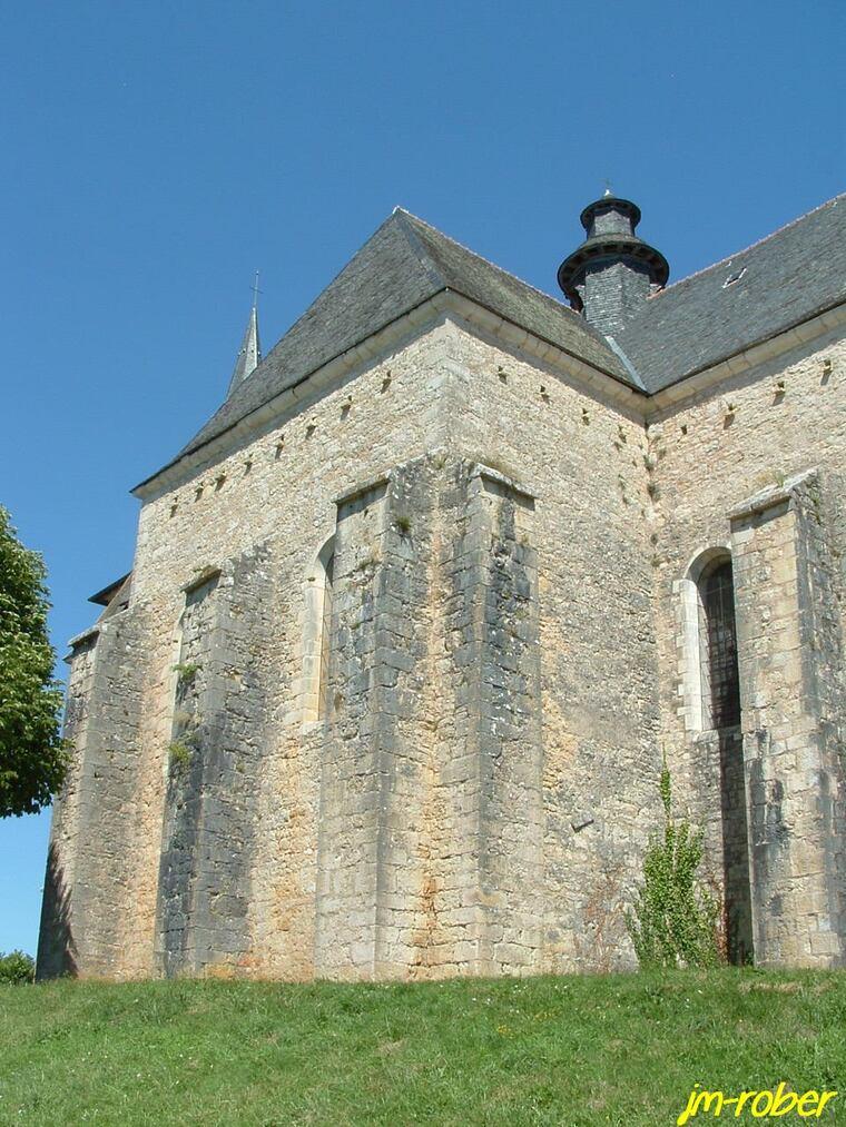 Turenne (3) un village médiévale bâti sur une colline en Corrèze autour de son château en région Limousin.