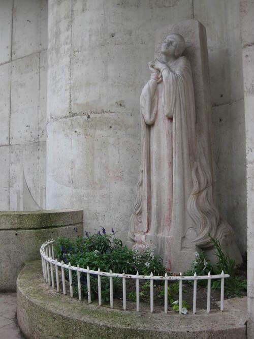 Défi n° 124 : la statue d'une homme (ou femme) célèbre
