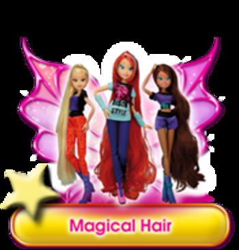 Winx Cheveux Magiques