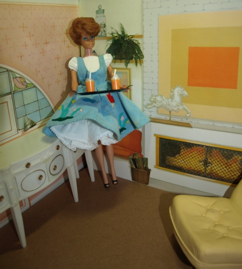 Vintage Barbie : Friday Night Date