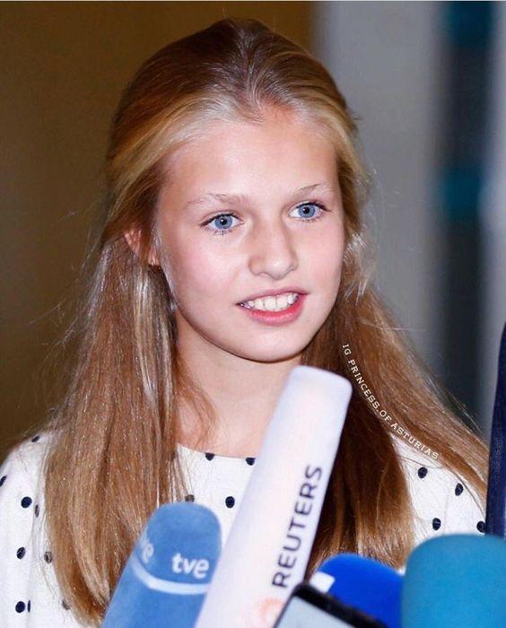 Anniversaire : Leonor d'Espagne fête ses 14 ans, ce jour
