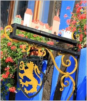Enseignes d'Alsace