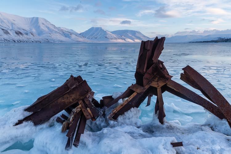 Reprenons le bord de fjord de samedi
