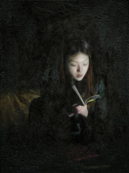 03 - Les jeunes filles et la lecture - au 20 eme siècle jusqu'à aujourd'hui