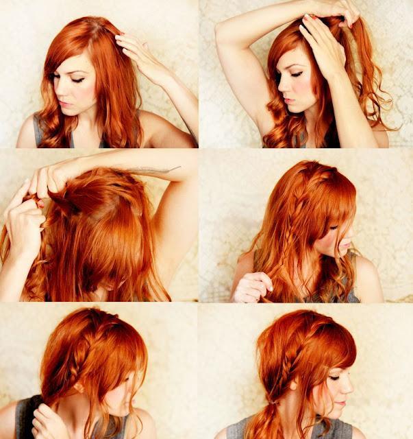 tutos coiffures