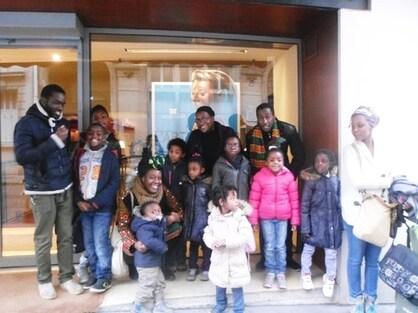 """Samedi 27 février 2016: Visite guidée de l'exposition """"Chefs d'oeuvre d'Afrique"""" au musée Dapper"""