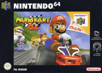 Mario Kart 64 10/10