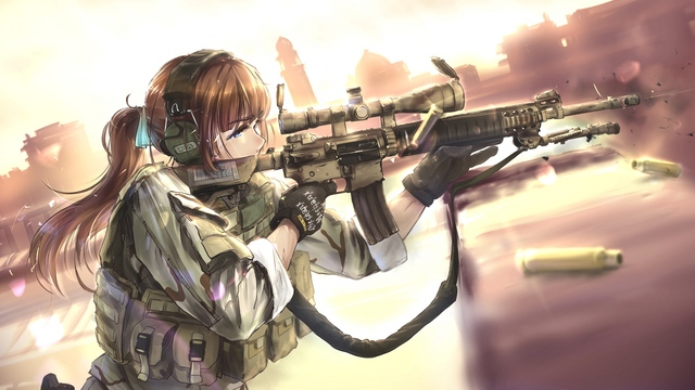 https://wallpaperscraft.com/image/girl_bullets_soldiers_anime_headphones_equipment_105960_1920x1080.jpg