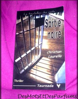 Chronique n°22 - Sortie noire