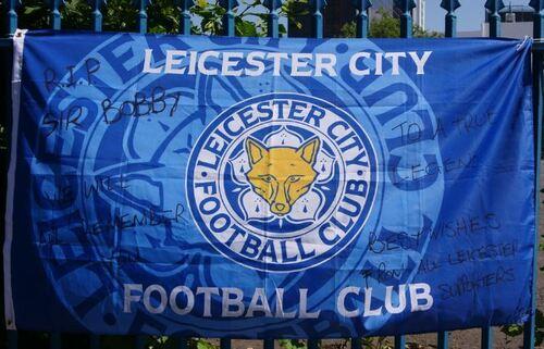 Leicester City sacré champion d'Angleterre