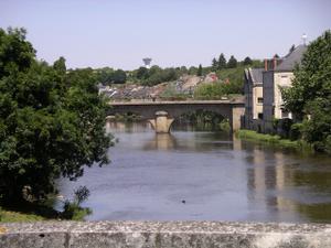 Etape 05-Chateauroux(36)-Lac de Chambon(36)