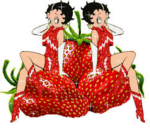 Charlotte aux fruits rouges façon tiramisu