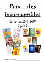 Incos 2017: les livres pour les élèves