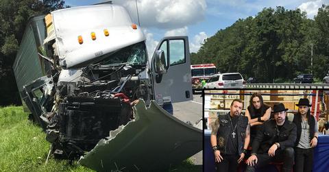 ADRENALINE MOB impliqué dans un accident de la route ; Décès du bassiste David Z