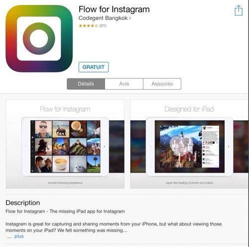 [appli gratuite] Flow