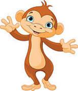 Comptines et jeux de doigts des petits singes